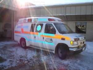 1996 Ford Ambulance For Sale