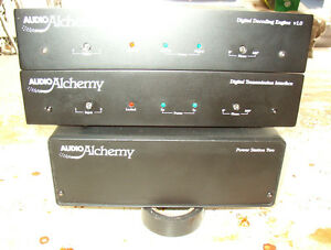 DAC Audio Alchemy