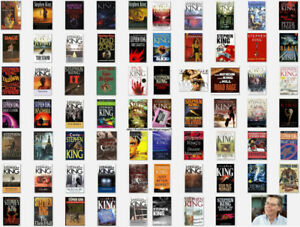 Stephen King eBook Collection - Pickup Downtown or Download\