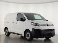 2017 Citroen Dispatch 1000 1.6 BlueHDi 95 XS Enterprise Diesel white Manual