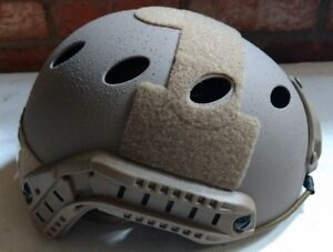 Ops Core FAST Carbon Helmet With VAS Shroud Tan M/L (59-99-241) Tactical Seal