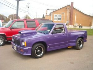 REDUCED TRADES OK  V8 CHEVY S10