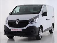2017 Renault Trafic Business Van Diesel White Manual CHEAPEST EURO 6 IN THE UK!!