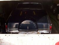 Lincoln  pièce de carrosserie complète continental  mk3 1971