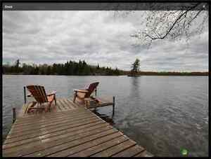 Waterfront Home or Cottage in Maberly