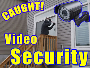 Video Security can Prevent property crime before it happens