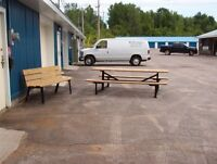 8FT. PICNIC TABLE