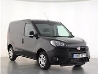 2017 Fiat Doblo 1.3 Multijet 16V 95 SX Van Diesel black Manual