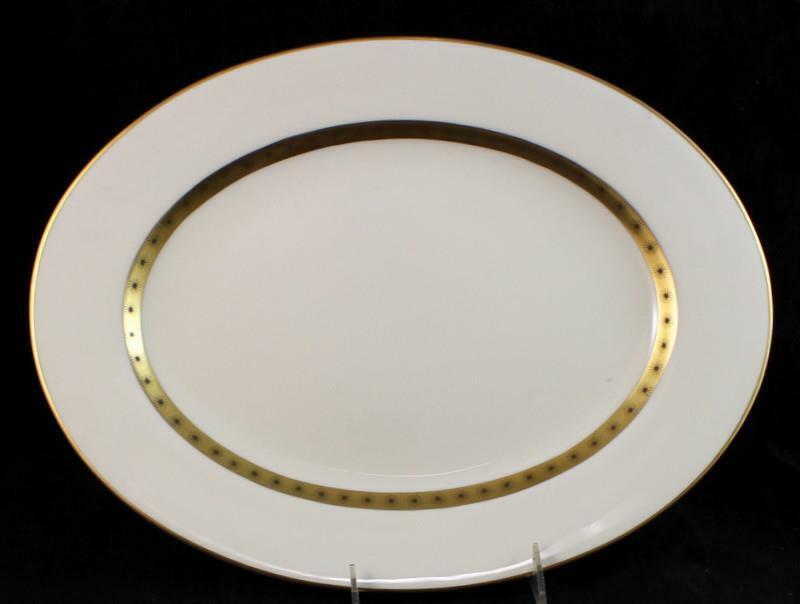 "Castleton GOLDEN CLASSIC Platter 15"" GOOD CONDITION"