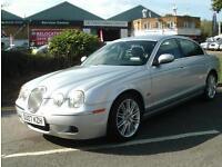 Jaguar S-Type 2.7 D V6 SE 4dr£4,499 DIESEL AUTOMATIC