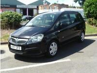 Vauxhall Zafira 1.8 i 16v Life Easytronic 5dr£4,000 NO FINANCE PROPOSAL REFUSED