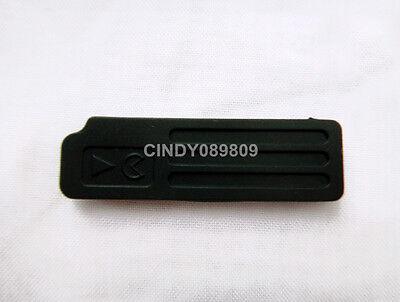 For Nikon D800 DSLR Camera Bottom Rubber Terminal Cap Cover Rubber Repair Part