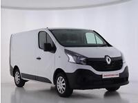 2016 Renault Trafic SL27 dCi 95 Business Van Diesel white Manual