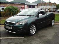 Ford Focus Cc 2.0 TDCi CC-3 Cabriolet 2dr NO FINANCE PROPOSAL REFUSED diesel