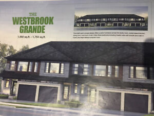 Executive Townhouse at Central Park in Hamilton/Stoneycreek