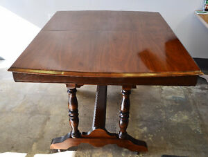 1936 DINING TABLE & MORE