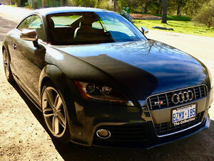 2009 Audi TTS S Coupe (2 door)