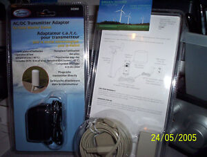 #TelusHelpMeSell - Thermor AC/DC Transmitter Adaptor DG960 Kitchener / Waterloo Kitchener Area image 1