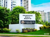 WANTING CLEANING WOMAN with  CELL PHONE.. 401@ DON MILLS RD.