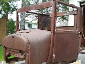 Rusty model T