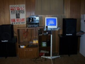 karaoke system for club or home