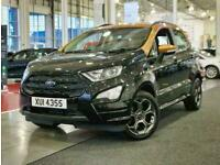 2019 Ford Ecosport 1.0 EcoBoost 125 ST-Line 5dr Auto Hatchback Petrol Automatic