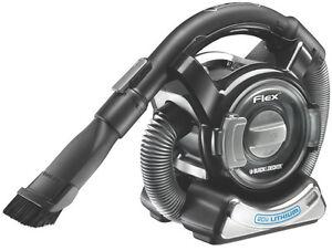 BLACK&DECKER Cordless 20-Volt Mini Canister Lithium Vacuum