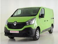 2016 Renault Trafic SL27 dCi 95 Business Van EURO 6 *** Diesel green Manual