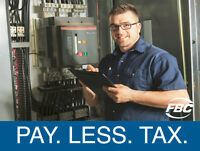 Repair company? Contractor? Pay Less Tax