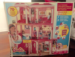 Barbie Dream House -Brand New- Never opened