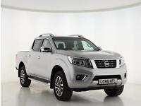 2016 Nissan NP300 TEKNA DOUBLE CAB 19 AUTO WITH SUNROOF Diesel silver Manual