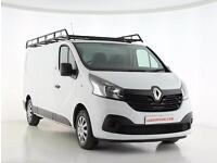 2015 Renault Trafic LL29 ENERGY dCi 120 Business+ Van Diesel white Manual