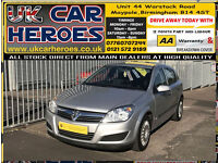 57 PLATE 2007 VAUXHALL ASTR 1.7 CDTi ESTATE *12 MONTH WARRANTY INCLUDED