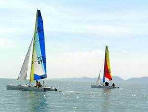 Nacra 4.5 Resort sailing catamaran complete with trailer Atherton Tablelands Preview