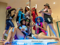 Bachelorette Parties in Kingston and surrounding areas!
