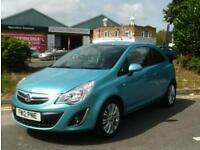 Vauxhall Corsa 1.4 i 16v SE 5dr (a/c)£5,699 NO FINANCE PROPOSAL REFUSED 2012