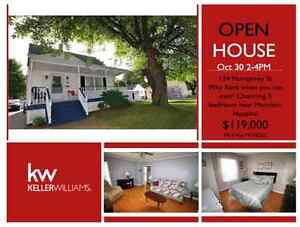 OPEN HOUSE Sunday October 30 -  134 Humphrey ST, Moncton