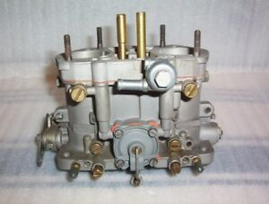Classic Volkswagen - Dellorto 36 DRLA Carb needed for VW Engine