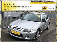 2004 NEW SHAPE FACE LIFT 2004 ROVER 25 1.4 PSi 5 DOOR HATCHBACK LOW 31000 MILE