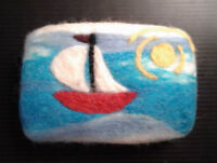 Class: Felted Soap Making
