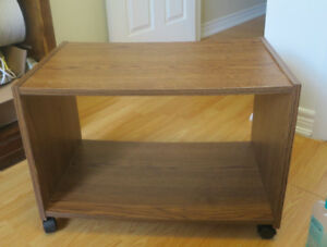 Small TV / Microwave Cart