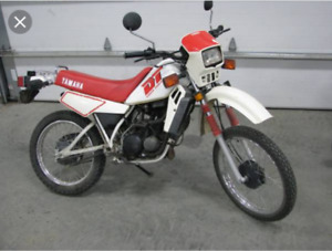 Looking for yamaha dt50