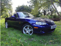 2005 Mazda MX-5 Sport S-VT 1.8i Petrol 6 Speed Manual Full Service History