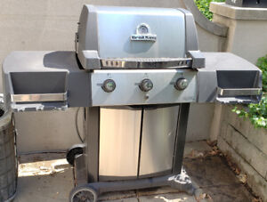 Natural Gas Broil King Signet (cover included)