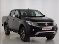 2016 Fiat Fullback 2.4 180hp LX Double Cab Pick Up Diesel black Manual