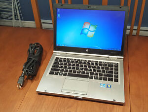 "Portable 14.1"" HP EliteBook 8470p"