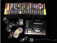Sega Mega Drive bundle - Retro heaven !