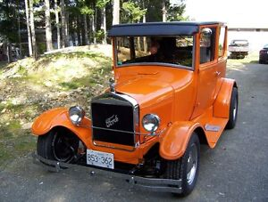 1927 Ford Model T Sedan 2 door Tall T