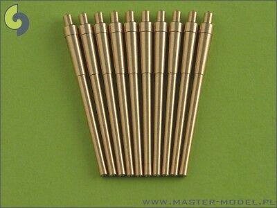 - Master Model 1:700 British 14 Inch 356mm Mark VII Barrels 10pc KGV #SM700011