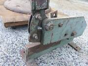 Metal Guillotine Hand Lever Shear 200mm only $195 North Wollongong Wollongong Area Preview